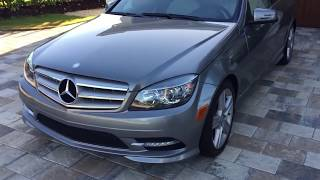 2011 Mercedes Benz C300 Sedan Review and Test Drive by Bill Auto Europa Naples