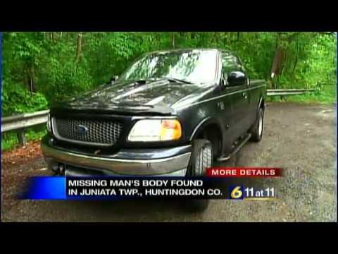 Missing Huntingdon Co. Man Found Dead
