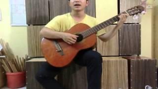 #4 - Điệu Slow rock - Bài giảng guitar Van Anh