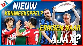 Suley Over Haaland, Lewandowski, João Felix, Messi, Ziyech, Zlatan, Ronaldo En Eriksen Naar Ajax?