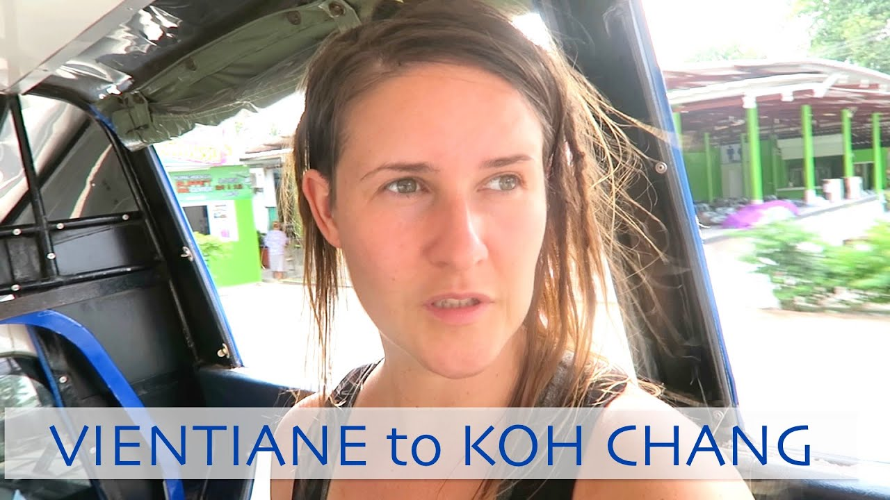 Sabrina Kaiser sleepless in koh chang vientiane laos to