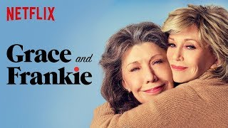 Заставка к сериалу Грейс и Фрэнки |4k| / Grace and Frankie Opening Credits |4k|