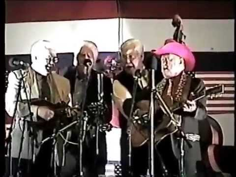 Jimmy Martin, J.D. Crowe & Paul Williams - Will the Circle Be Unbroken