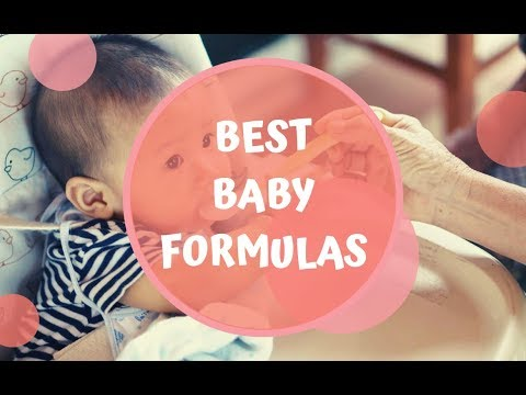 TOP 10 Best Baby Formulas 2020