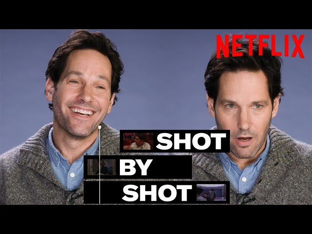 Paul Rudd Breaks Down The Fight Scene from Living With Yourself | Shot By Shot | Netflix