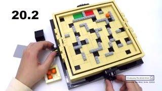 LEGO 21305 Maze  set review,  CK's best records