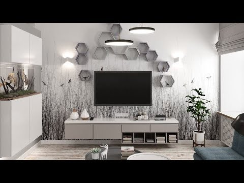 Tv Stand Decor Ideas Modern Tv Stand 2021 Youtube