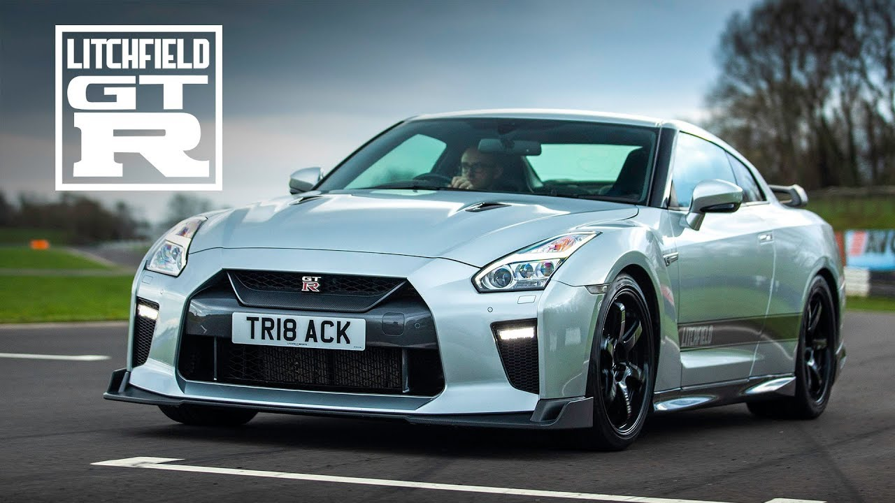 Litchfield Nissan GT-R Track Edition: Full Review | Carfection (4K)