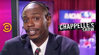 Chappelle's Show - The Racial Draft (ft. Bill Burr, RZA, and GZA) - Uncensored