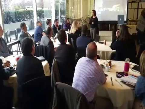 BOOM B2B EXPO Comm. Mtg. Rhonda Klch Equity First Long Island Business Networking V1 (12.7.16)