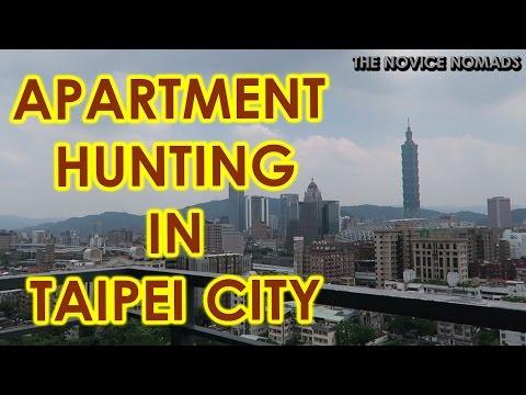 Apartment Hunting | TAIWAN VLOG