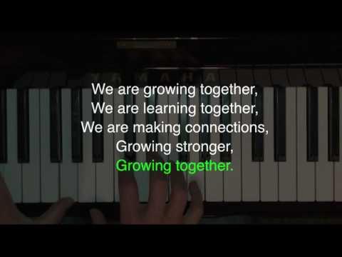 Growing Together - Instrumental Karaoke Version