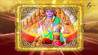 Characters in Sri Mahabharatam by Brahmasri Changanti  | Subhamastu | 11th September 2018 | ETV