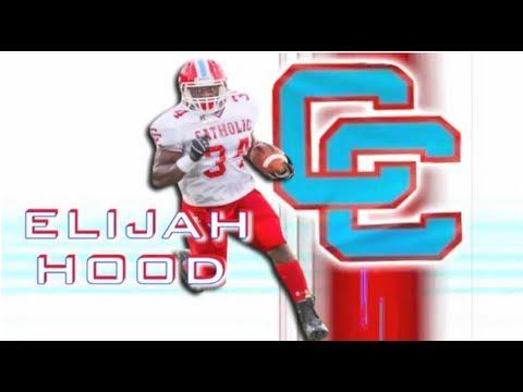 Elijah Hood - Charlotte Catholic High (NC) Class Of 2014 - Junior Year Highlights