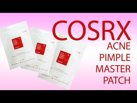 COSRX Acne Pimple Master Patch review (Bahasa)