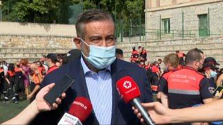 Madrid no se plantea la vuelta a las mascarillas en exteriores ni toque de queda