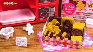 Cooking Puchi Food Cookie Set バンダイ クッキンぷっちん クッキーセット