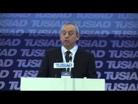 """TÜSİAD Başkanı Muharrem Yılmaz'ın """"44. Genel Kurul"""" Açılış Konuşması"""