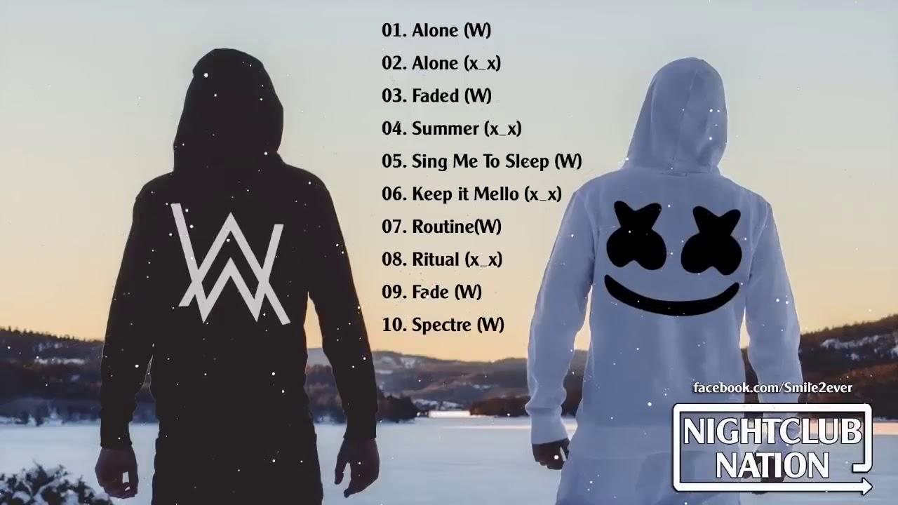 alan walker marshmello song download