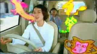 Toyota Sienta CM Rock'n Roll.
