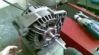 generatore dinamo alternatore