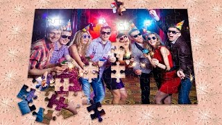 Photoshop CC 2015: Transform Photos into Jig-Saw Puzzles! (For v.CC and later)