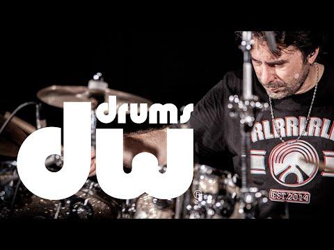 JulienTekeyan - Artiste DW drums - Interview GEWA music