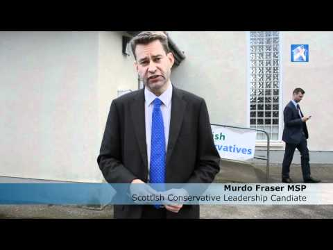 Murdo Fraser MSP - Why I'm standing for Scottish Conservative Leader