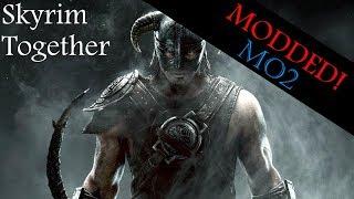 Skyrim Together: Installing Mods (MO2)
