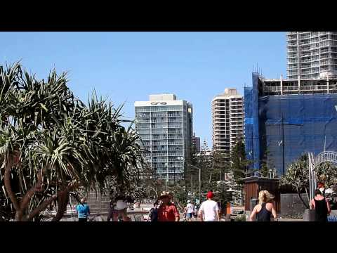 Surfers Paradise October 7th 2013