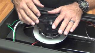 Dryer Blower Motor Change-out