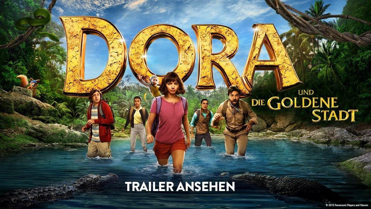 DORA | OFFIZIELLER TRAILER 2 | Paramount Pictures Germany