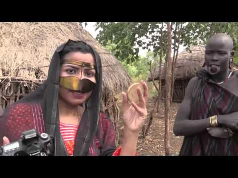 FIRST TWO UAE One Dubai One GIRLS TO LIVE WITH MURSI TRIBE