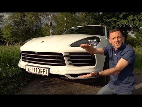 Porsche Cayenne leži bolje od konkurencije!  by Juraj Šebalj