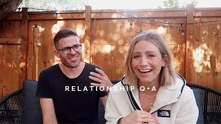 Q&A WITH MY HUSBAND | RELATIONSHIP QUESTIONS