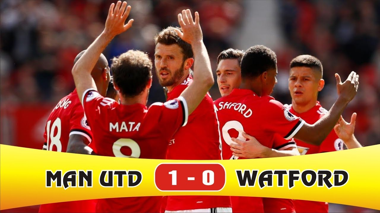 Download Manchester United vs Watford 1-0 ● All Goals & Highlight ● 2017 2018