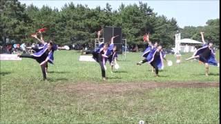 2015 江戸川よさこいMyフェスタ17 北小岩小学校