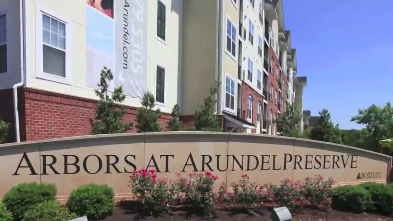 arbors at arundel preserve | virtual tour - youtube