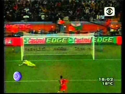 Uruguay vs Ghana Mundial Sud Africa 2010 Canal 10 Uruguay