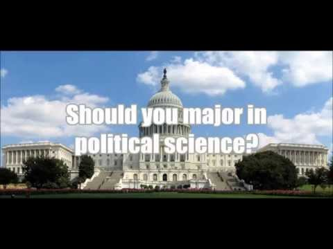 Should You Major in Political Science?