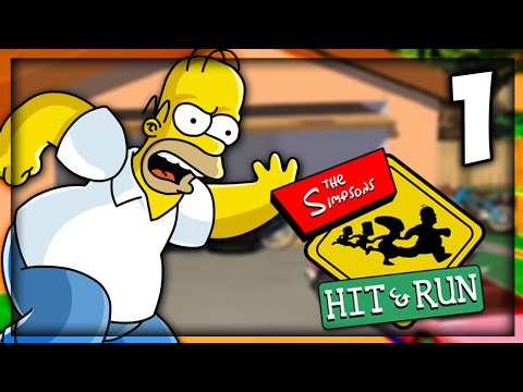 The Simpsons Hit & Run | HOMER! | #1 [Porty]
