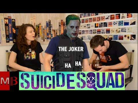"""Suicide Squad"" Review - MovieBitches Ep 108"