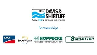 Davis & Shirtliff Solar Partners with Leading Solar Companies