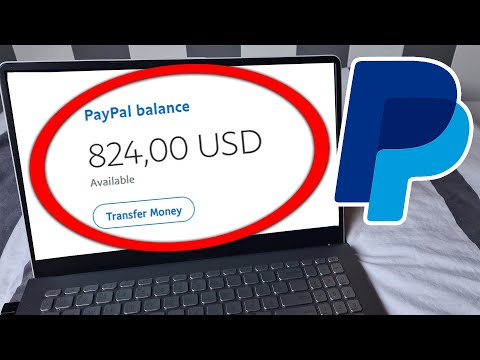 EARN PayPal Money FAST! (Make Money Online)