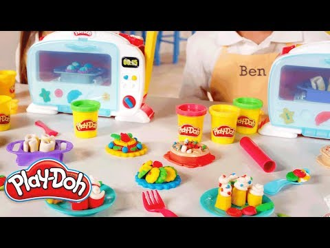 Play-Doh | 'Magical Oven' Official TV Spot
