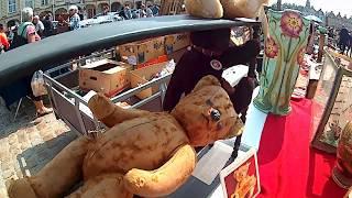 Франция 🇨🇵 огромный блошиный рынок в Аррасе!