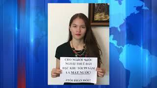 Người Việt Seattle biểu tình phản đối luật đặc khu bán nước của VC