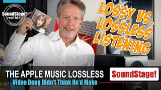 Lossy vs. Lossless - Why You Can and Can't Hear Differences - SoundStage! Real Hi-Fi (Ep:5)