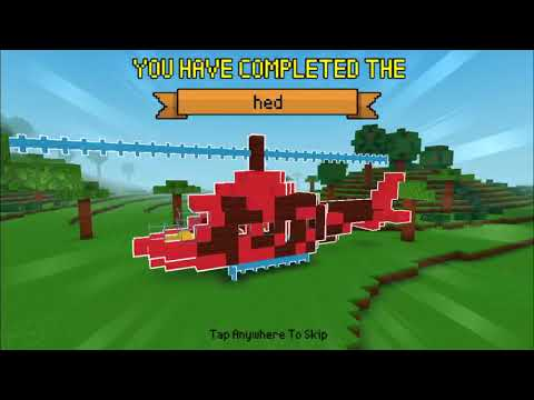 Block Craft 3D : Building Simulator Games For Free Gameplay#372 (iOS & Android) | Helicopter