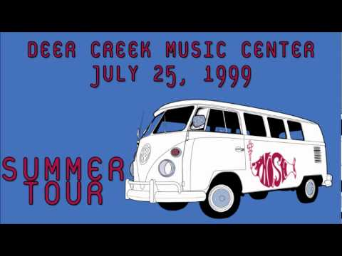 1999.07.25 - Deer Creek Music Center